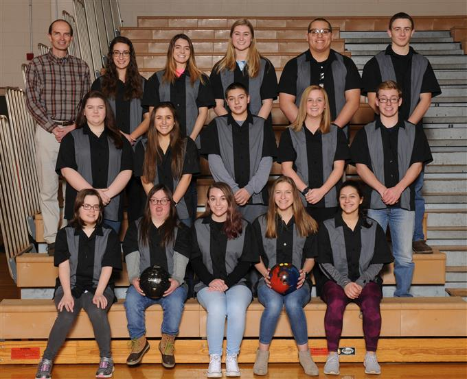 2018-19 Unified Bowling Team