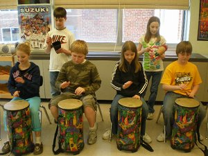 tubano drums